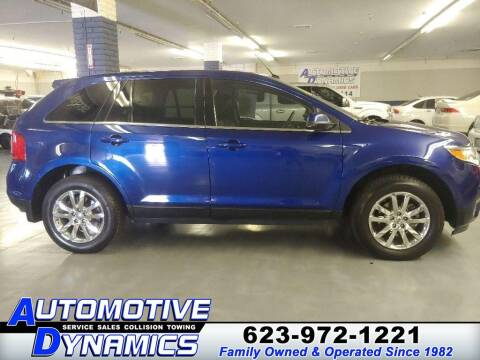 2013 Ford Edge for sale at Automotive Dynamics in Sun City AZ