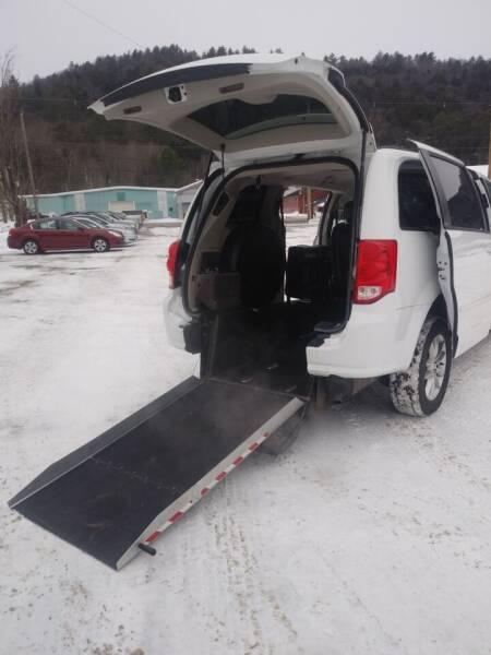 2014 Dodge Grand Caravan for sale at Valley Motor Sales in Bethel VT