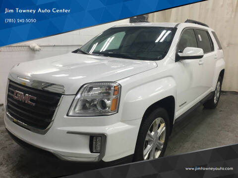 2017 GMC Terrain for sale at Jim Tawney Auto Center Inc in Ottawa KS