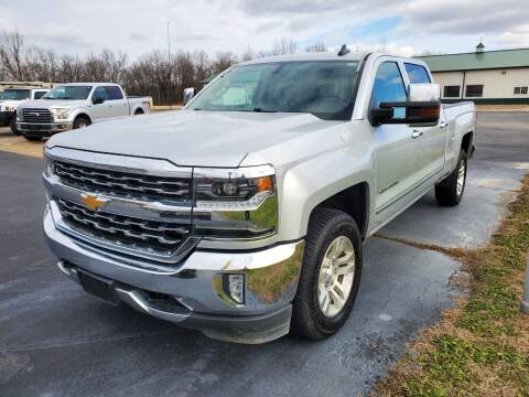 2018 Chevrolet Silverado 1500 for sale at Farmington Auto Plaza in Farmington MO