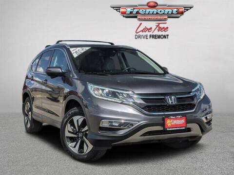 2016 Honda CR-V for sale at Rocky Mountain Commercial Trucks in Casper WY