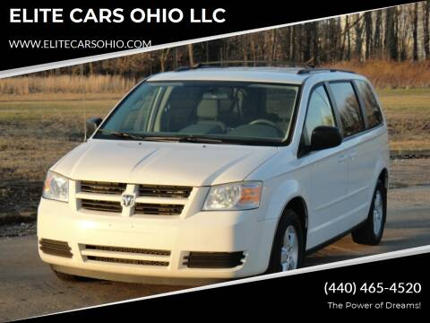 2010 Dodge Grand Caravan for sale at ELITE CARS OHIO LLC in Solon OH