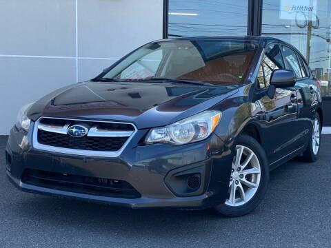 2014 Subaru Impreza for sale at MAGIC AUTO SALES in Little Ferry NJ