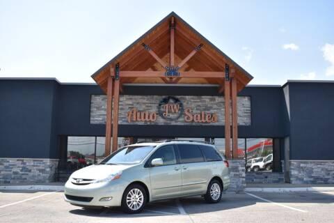 2009 Toyota Sienna for sale at JW Auto Sales LLC in Harrisonburg VA