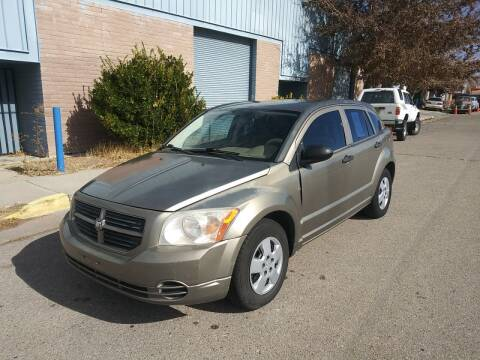 2008 Dodge Caliber for sale at One Community Auto LLC in Albuquerque NM
