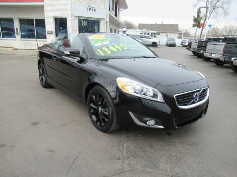 2013 Volvo C70 for sale at Auto Land Inc in Crest Hill IL