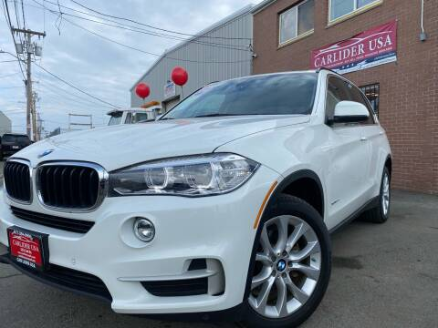 2016 BMW X5 for sale at Carlider USA in Everett MA