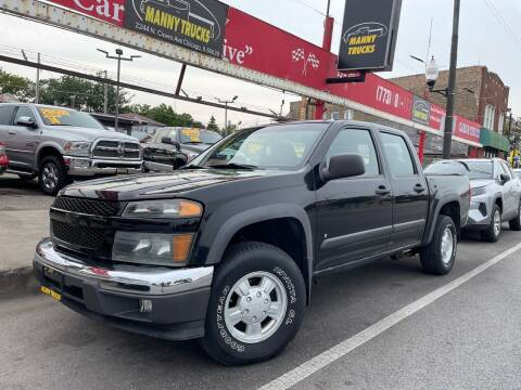 2007 Chevrolet Colorado for sale at Manny Trucks in Chicago IL