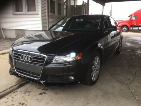 2011 Audi A4 for sale at Cowboy Incorporated in Waukegan IL