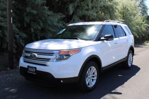 2013 Ford Explorer for sale at Northwest Premier Auto Sales in West Richland And Kennewick WA