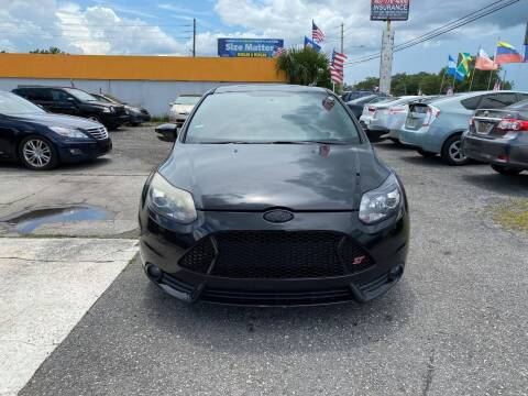 2013 Ford Focus for sale at CENTRAL FLORIDA AUTO MART LLC in Orlando FL