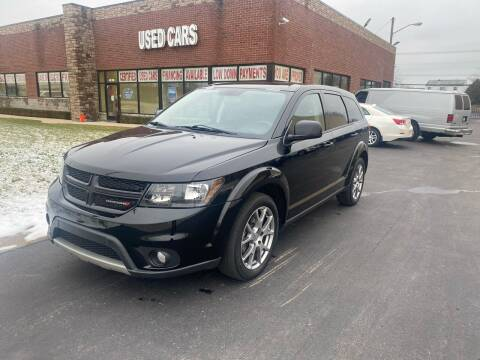 2016 Dodge Journey for sale at My Town Auto Sales in Madison Heights MI