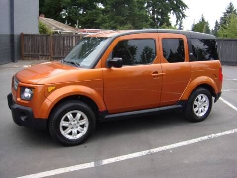 2007 Honda Element for sale at Western Auto Brokers in Lynnwood WA