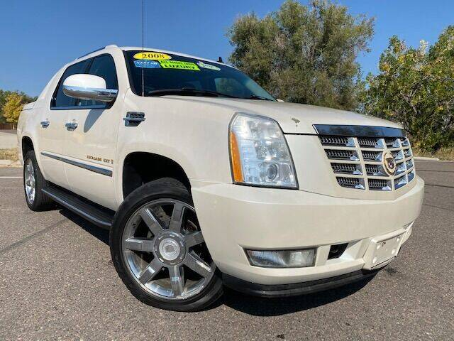 2008 Cadillac Escalade EXT for sale at UNITED Automotive in Denver CO