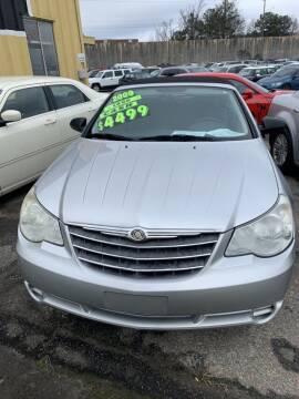 2009 Chrysler Sebring for sale at J D USED AUTO SALES INC in Doraville GA