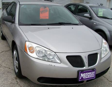 2007 Pontiac G6 for sale at MISHICOT AUTO SALES LLC in Mishicot WI