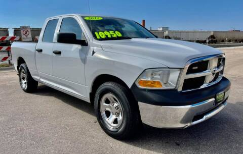 2011 RAM Ram Pickup 1500 for sale at Island Auto Express in Grand Island NE