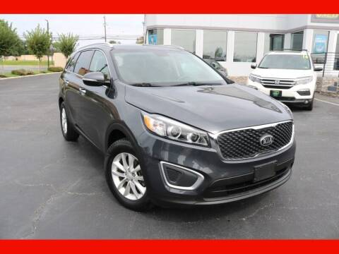 2017 Kia Sorento for sale at AUTO POINT USED CARS in Rosedale MD