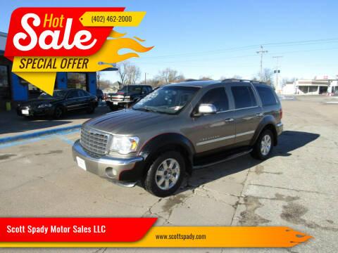 2007 Chrysler Aspen for sale at Scott Spady Motor Sales LLC in Hastings NE