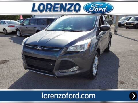 2015 Ford Escape for sale at Lorenzo Ford in Homestead FL