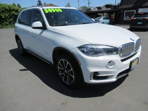 2017 BMW X5 for sale at Tonys Toys and Trucks in Santa Rosa CA