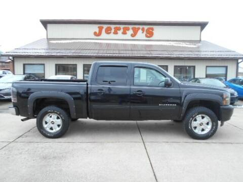 2011 Chevrolet Silverado 1500 for sale at Jerry's Auto Mart in Uhrichsville OH