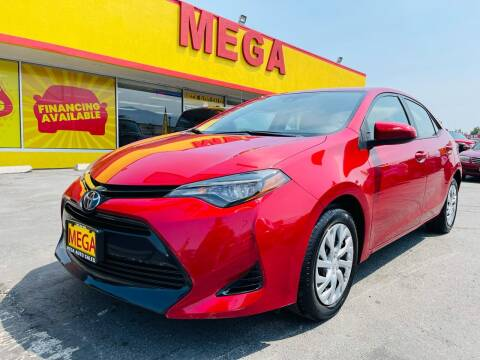 2017 Toyota Corolla for sale at Mega Auto Sales in Wenatchee WA