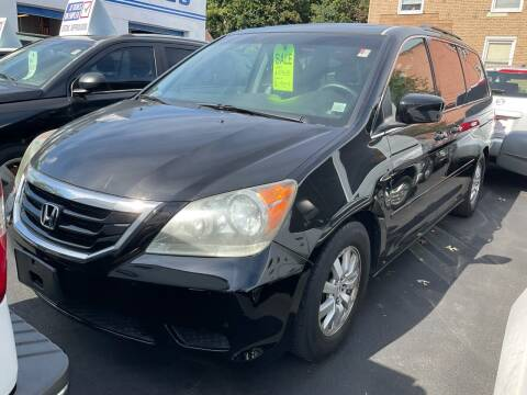 2010 Honda Odyssey for sale at White River Auto Sales in New Rochelle NY