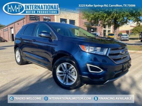2017 Ford Edge for sale at International Motor Productions in Carrollton TX