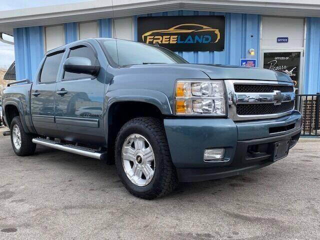 2009 Chevrolet Silverado 1500 for sale at Freeland LLC in Waukesha WI