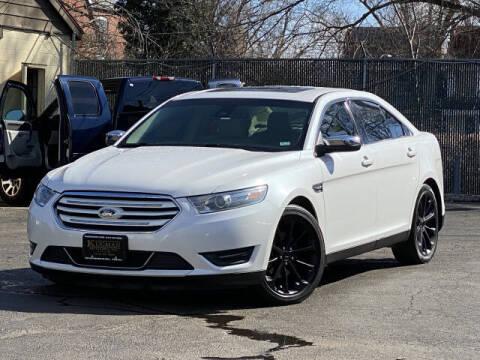 2014 Ford Taurus for sale at Kugman Motors in Saint Louis MO