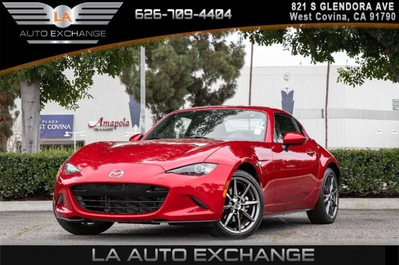 2017 Mazda MX-5 Miata RF for sale in West Covina, CA