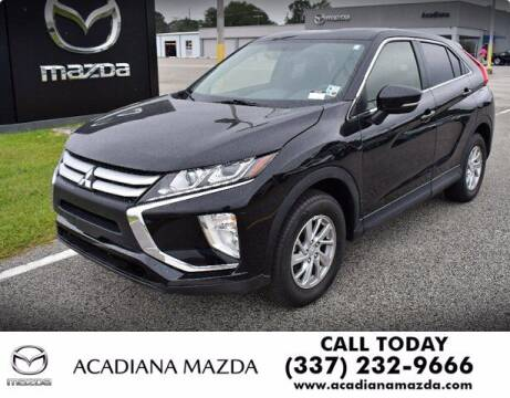 2019 Mitsubishi Eclipse Cross for sale at Acadiana Automotive Group in Lafayette LA