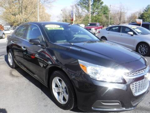 2014 Chevrolet Malibu for sale at Rob Co Automotive LLC in Springfield TN