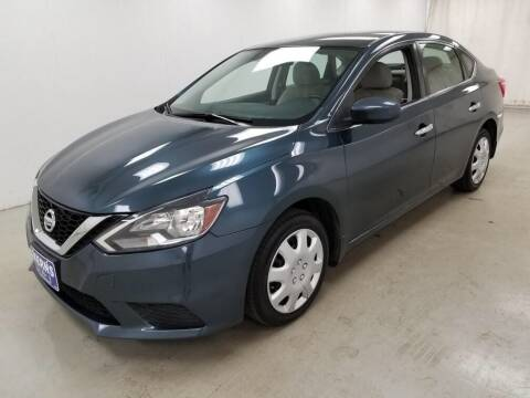 2017 Nissan Sentra for sale at Kerns Ford Lincoln in Celina OH