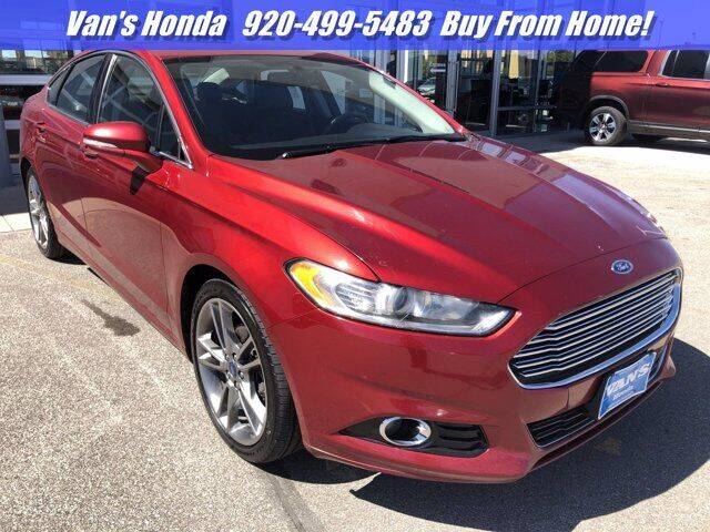 2014 Ford Fusion for sale in Green Bay, WI