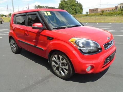 2012 Kia Soul for sale at Atlanta Auto Max in Norcross GA