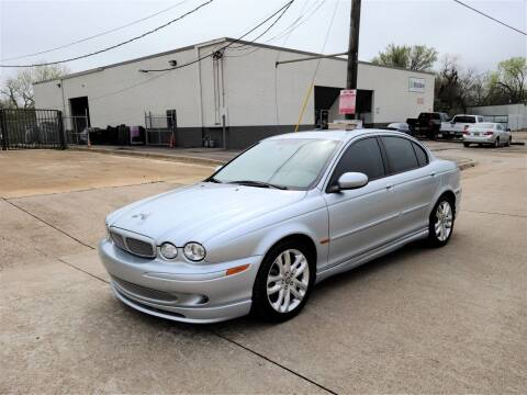 2006 Jaguar X-Type for sale at Image Auto Sales in Dallas TX