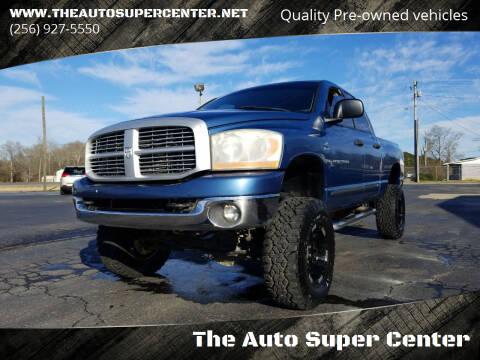 2006 Dodge Ram Pickup 2500 for sale at The Auto Super Center in Centre AL