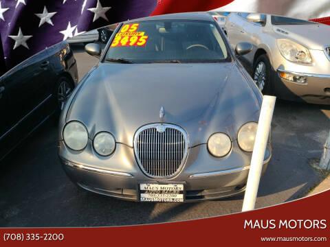 2005 Jaguar S-Type for sale at MAUS MOTORS in Hazel Crest IL