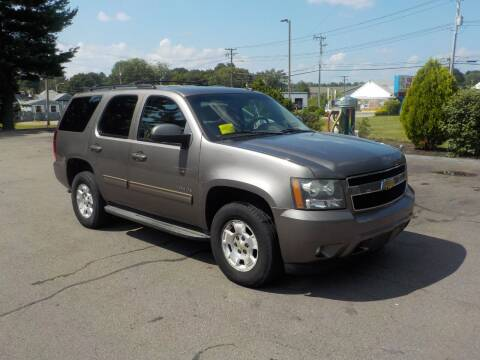 2011 Chevrolet Tahoe for sale at RTE 123 Village Auto Sales Inc. in Attleboro MA