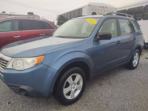 2010 Subaru Forester for sale at Mr E's Auto Sales in Lima OH
