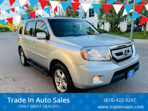 2011 Honda Pilot for sale at Trade In Auto Sales in Van Nuys CA