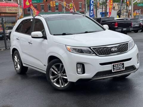 2015 Kia Sorento for sale at PRNDL Auto Group in Irvington NJ