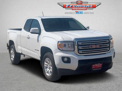 2018 GMC Canyon for sale at Rocky Mountain Commercial Trucks in Casper WY
