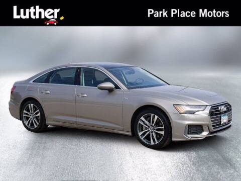 2019 Audi A6 for sale at Park Place Motor Cars in Rochester MN