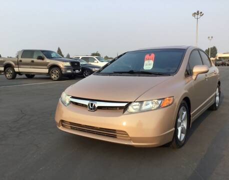 2008 Honda Civic for sale at My Three Sons Auto Sales in Sacramento CA