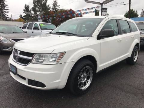 2009 Dodge Journey for sale at Stag Motors in Portland OR