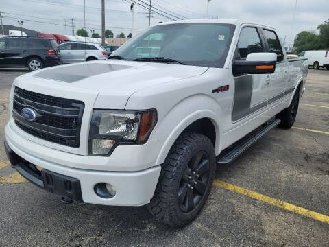 2013 Ford F-150 for sale at Top Notch Auto Brokers, Inc. in Palatine IL