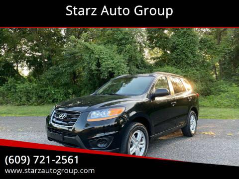 2011 Hyundai Santa Fe for sale at Starz Auto Group in Delran NJ